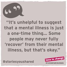 Charlie writes about managing mental health problems, and the unhelpful assumptions others make. #endstigma
