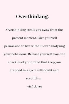 Overthinking Evolving Guilt Elevate Higher Self Inspirational Quotes Self love quotes Motivational Powerful Burn Out Healing Positive Affirmations Quotes, Self Love Affirmations, Affirmation Quotes, Wisdom Quotes, Positive Quotes, Encouragement Quotes, Now Quotes, True Quotes, Words Quotes