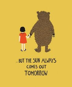 But The Sun Always Comes Out Tomorrow / Rifle Paper Co. #splendidsummer