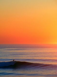 sunset #surfing