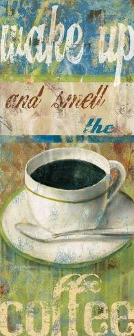 vintage coffee sign... LOVE IT!!