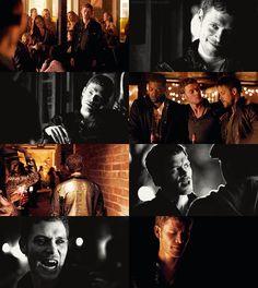 4x20 The Originals - Klaus (Joseph Morgan)