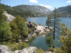 Pinecrest, CA...amazing family memories. Camping or going to play in the snow