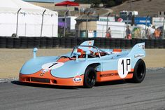 SUPERCARS.NET - Image Gallery for 1970 Porsche 908/3 Spyder