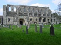 Malmesbury Abbey (UK)