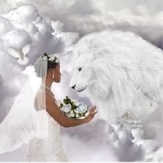 Bride & her King