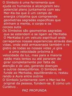SIMBOLO CURATIVO & MERKABA