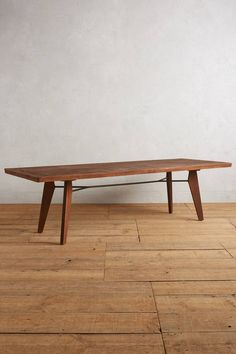 Rough-Hewn Dining Table - anthropologie.com