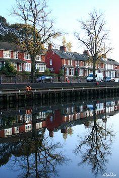 Norwich, East Anglia, England, UK