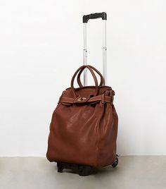 14 Stylish Carry-Ons For Every Budget via @WhoWhatWear