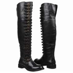 Luichiny True Fit Boots (Black Leather) - Women's Boots - 8.0 M