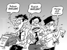 Kartun Benny, Kontan - Agustus 2015: Harga Akik Juga Anjlok
