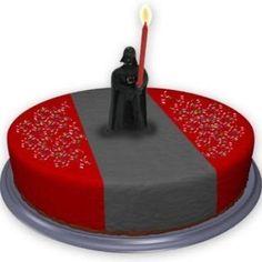 easy star wars birthday cake
