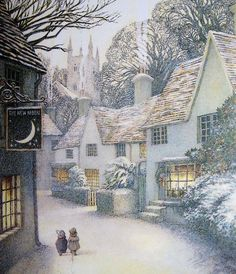 """""""No animal, according to the rules of animal-etiquette, is ever expected to do anything strenuous, or heroic, or even moderately active during the off-season of winter.""""  ― Kenneth Grahame, The Wind in the Willows  illustrated by Inga Moore"""