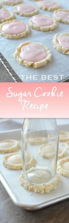 The best sugar cookie recipe - swig style | NoBiggie.net