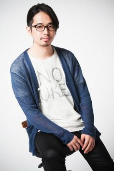 Masafumi Gotoh (ASIAN KUNG-FU GENERATION) - It's kind of amusing how he moves from one hairstyle to another