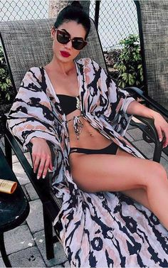 Saídas de Praia: arrase em 2018 - Moda que Rima