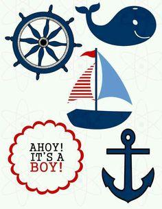 trendy baby shower ideas for boys marinero sailor party Clipart Baby, Baby Shower Clipart, Baby Shower Themes, Baby Boy Shower, Baby Shower Decorations, Shower Ideas, Sailor Birthday, Sailor Party, Baby Shower Marinero