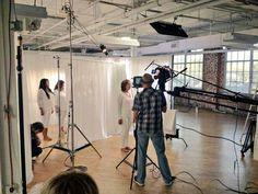 Filming of finding Jenn's Voice Pennsylvania