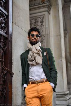 scarfing  #fashion #menswear #menfashion #style #menstrend