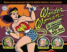 Wonder Woman Newspaper Comics Come to IDW