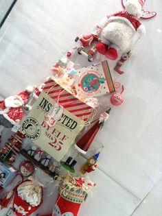 Jarrold's Christmas Window