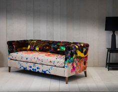 Projects - Timorous Beasties the Noelle Sofa!  Love this
