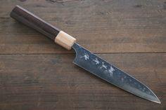 Yu Kurosaki R2/SG2 steel Hammered Japanese Chef's Petty Utility Knife 150mm