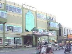 Plaza Anugrah , pusat perbelanjaan terbesar di Padangsidimpuan