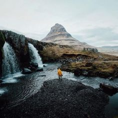 "i-long-to-travel-the-world: "" Kirkjufell, Iceland "" travel http://tipsrazzi.com/ppost/3377768451971783/"