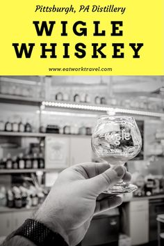 Heading to Pittsburgh, PA? Don't miss an opportunity to visit the Wigle Whiskey Distillery for some unique whiskey and a fun atmosphere!