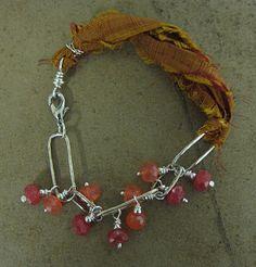 Sue Beads: B'Sue Sari Ribbon Blog Hop