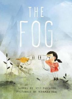 The Fog Kyo Maclear (Author) Kenard Pak (Illustrator) Tundra Books Children's Fiction, Picture Book Publication Date: May Children's Book Illustration, Book Illustrations, Book Cover Design, Watercolor And Ink, Childrens Books, New Books, Kids, Pictures, Picture Books