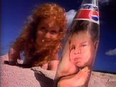 """Read more: https://www.luerzersarchive.com/en/magazine/commercial-detail/pepsi-23940.html Pepsi Pepsi """"Inner Tube"""" [01:00]# A young boy on a beach proves that there is nothing better on a hot day than getting to the bottom of a Pepsi. He sucks so hard that he winds up inside the bottle. Tags: Pepsi,Joe Pytka,Pytka Films, Venice,Donna Weinheim,BBDO, New York"""