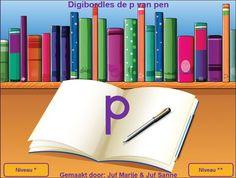 De p van Pen