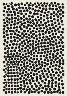 nice polka dot pattern