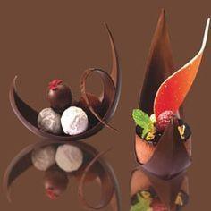 Crazy chocolate art!