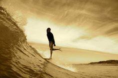 Surfing girl. # surfing