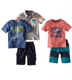 Get this designer surf clothes set for less than 80 dollars.