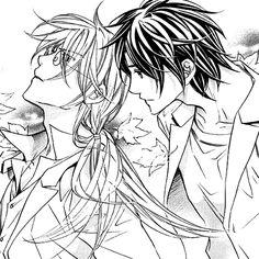 Boys Love anime bl koi suru boukun manga