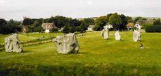 Avebury, England - loved