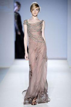 Alberta Ferretti - Fall 2010 Ready-to-Wear