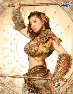 Danaya: The fifth queen of the Kingdom of Lireo; sister of Pirena, Amihan and Alena; and the keeper of the Gem of the Earth; portrayed by Diana Zubiri.