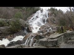 QC - 18 of 21 - St-Raymond - Vallée Bras-du-Nord - Sentier Bras-du-Nord Parcs, Don't Forget, Waterfall, Videos, Youtube, Outdoor, Pathways, Outdoors, Waterfalls