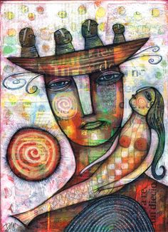 Dan Casado - I love his works