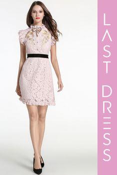 STAND COLLAR Sukienka okazjonalna Dresses, Vestidos, Dress, Day Dresses, Gowns, Gown, The Dress
