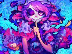 wraith on Behance. Visit us at http://digitalart.io for more great digital art.