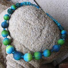 .Polymer clay beads | . | Pavla Cepelikova | Flickr