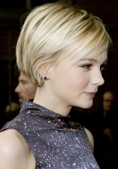 The Great Gatsby actress dyed her hair platinum just before the 2010 Oscars.   - Redbook.com