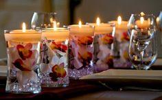 Wedding, Flowers, Reception, Pink, Centerpiece, Purple, So chic events
